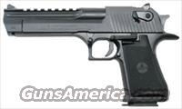 "DESERT EAGLE MARK XIX .50AE IWI 6"" BLACK ISRAELI MADE"
