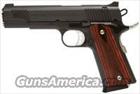 "DESERT EAGLE 1911 GOVERNMENT 45ACP 5"" FS BLUED WOOD"