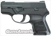Sig P250 9mm sub compact 12 round