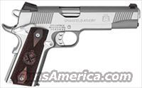 "SPRINGFIELD 1911 LOADED .45ACP 5"" 7-SH FS STAINLESS COCOBOLO W/GEAR"