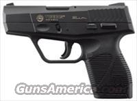 "TAURUS 709 SLIM 9MM 3.2"" FS 7-SHOT BLUED/BLACK POLYMER"