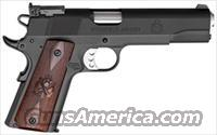 "SPRINGFIELD 1911 RANGE OFFICER .45ACP 5"" AS PARKERIZED W/GEAR"