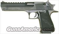 DESERT EAGLE DE50 50AE 6IN BLK