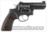 "RUGER GP100 .357MAG 3"" BLUED WILEY CLAP EDITION(TALO)"