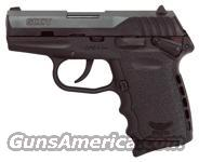 SCCY CPX1-CB PISTOL DAO 9MM 10RD BLACK/BLACK MANUAL SAFETY