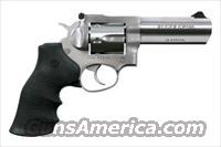 RUGER GP100 38SP DA REV 4SS HB