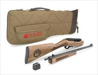 RUGER 10/22 TAKEDOWN 22 LR DELUXE VI WALNUT STOCK