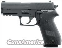 SIG SAUER P220 CARRY 45ACP BLK CONTRAST SIGHTS