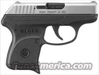 RUGER LCP .380ACP 6-SHOT FS STAINLESS SLIDE