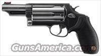 "TAURUS JUDGE .45LC/410-3"" 3"" MAGNUM FS 5-SHOT BLUED"