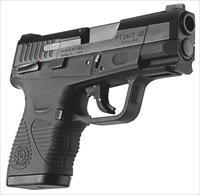 "TAURUS 24/7 G2 COMPACT .40SW 4.2"" BLUED"