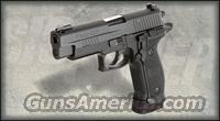 SIG P226 40SW TACOPS BLK MAGWELL GRIPS TRUGLO