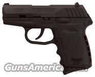 SCCY CPX2-CB PISTOL DAO 9MM 10RD BLACK/BLACK W/O SAFETY