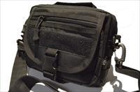 Medics Bag First Aid utility pouch Molle Equipped - Black