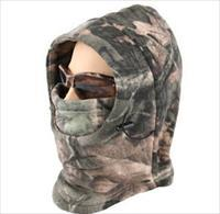 Acid Tactical® Cold Weather Balaclava Hood CamouflageFull Face Mask Hunting Dead Stone Camo Color