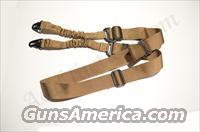 Dark Earth Tactical Rifle Sling 2 Two Point Bungee