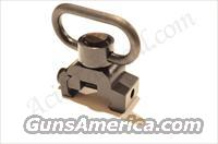 Steel & Aluminum Tactical Sling Swivel Picatinny Mount