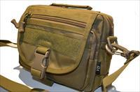 Medics Bag First Aid utility pouch Molle Equipped - Tan / Sand