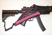 Acid Tactical® Tactical 550 Paracord Rifle Gun Sling Single Point Hot Pink / Black quick detach