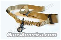 Acid Tactical® Single Point Bungee Sling Dark Earth Tan