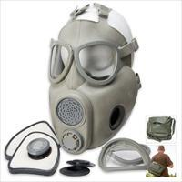 M10 Czech Gas Mask w/sealed filters Unissued millitary surplus.