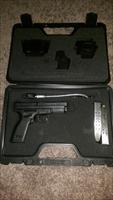 "Springfield XD9 with 4"" barrel"