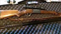 Savage model 99f .243 lever action