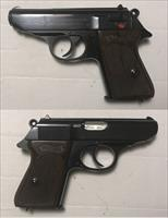 German Walther PPK-L .22LR Manufactured 1967 C&R