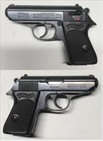 Walther/Interarms Model PPK Blue .380