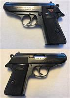 German Walther PPK/S 9mmK (.380acp) Mfg. 1976
