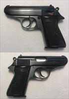 German Walther PPK/S 9mmK (.380acp) Mfg. 1970