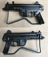 Walther MPK 9mm SMG pre 86 sample