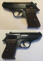 German Walther PPK 9mmK (.380) Curio & Relic Mfg. 1966