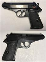German Walther PP 9mmK .380acp Mfg. 1973