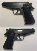 German Walther PP 9mmK .380acp Mfg. 1981