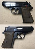 German Walther PPK 9mmK (.380acp) Mfg. 1968 C&R
