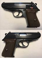 German Walther PPK 7.65mm .32ACP Mfg. 1963 C&R