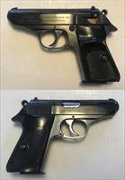 German Walther PPK/S . 22LR Mfg. 1975