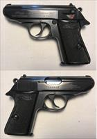 German Walther PPK/S 9mmK (.380acp) Mfg. 1972