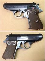 German Walther PPK 7.65mm (.32acp)
