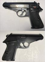 German Walther PP 7.65MM (.32acp) Mfg. 1972