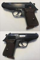German Walther PPK 9mmK (.380) C&R Mfg. 1967