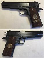 Colt WWI Commemorative 1911 Chateau Terry C&R Mfg. 1967