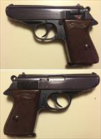 German Walther PPK .22LR Mfg. 1967 C&R