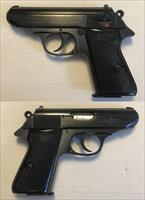 German Walther PPK/S 9mmK (.380acp) Mfg. 1973