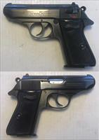 Walther PPK/S 9mmK (.380acp)