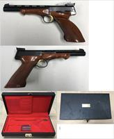 Browning Medalist .22LR in Presentation case