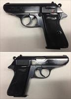 German Walther PPK/S .22LR all steel