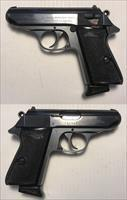 German Walther PPK/S 9mmK (.380acp) Mfg. 1971