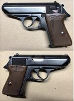 German Walther PPK 9mmK (.380) Curio & Relic Mfg. 1968